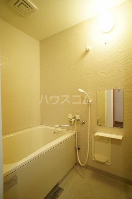 サニーハイツB 01020号室の風呂