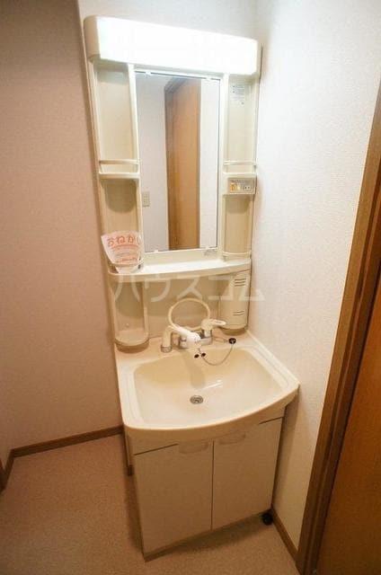 サニーハイツB 01020号室の洗面所