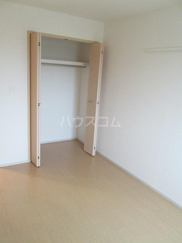 ラブノース 01030号室の収納