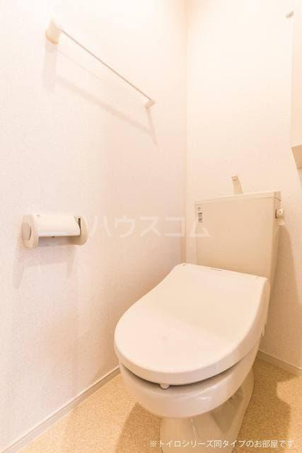 シャンドゥ マロン 02010号室のトイレ