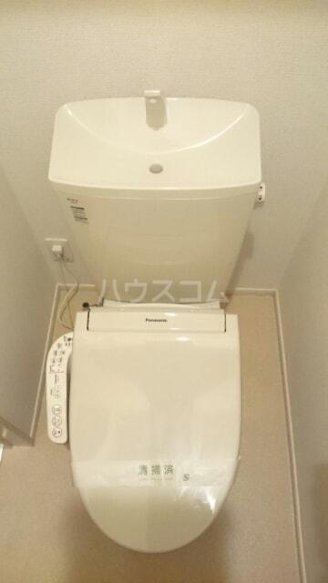 ローズセレッソ B 02020号室のトイレ