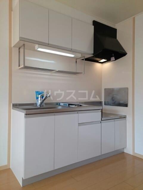 サンリットヒルズA 02010号室のキッチン