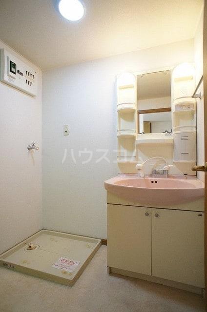ステディールーツ 02020号室の洗面所