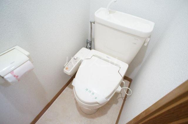 ステディールーツ 02020号室のトイレ