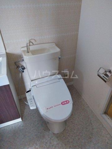 デュエル50 505号室のトイレ