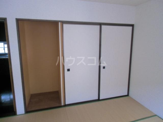 カーサK Ⅲ 203号室の収納