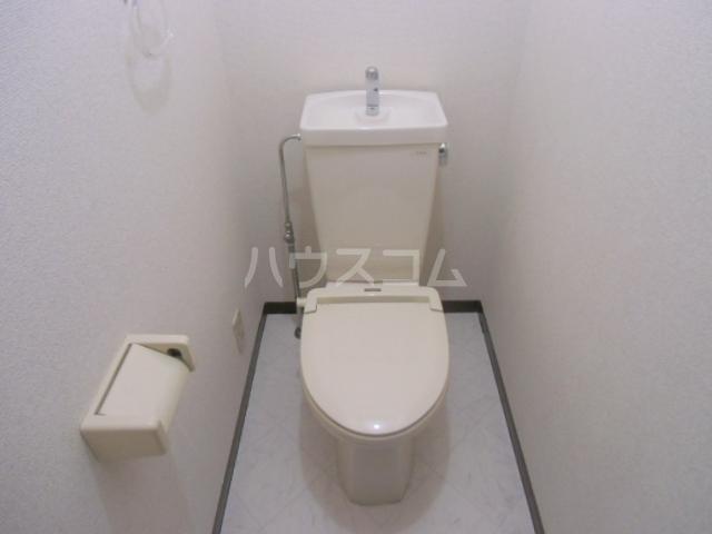 カーサK Ⅲ 203号室のトイレ