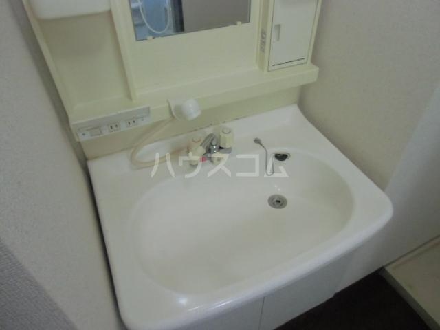 カーサK Ⅲ 203号室の洗面所