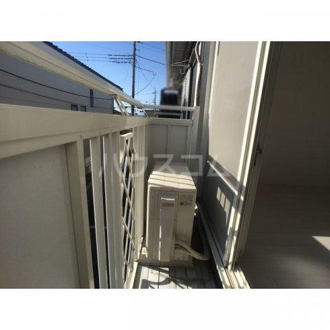 サンシティ江田A 205号室の収納