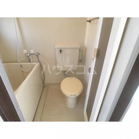 サンシティ江田A 205号室のトイレ