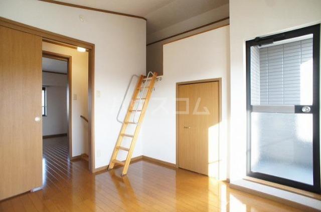 ドゥ・プランタンC 01010号室のベッドルーム