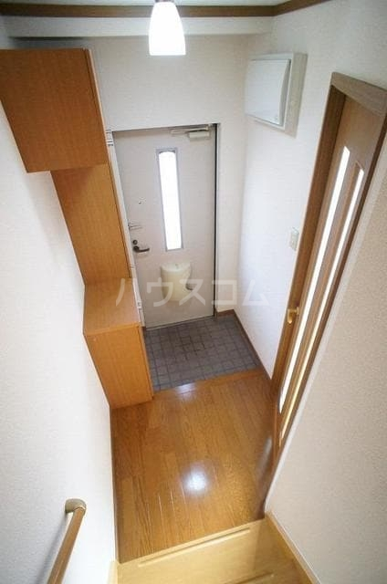 ドゥ・プランタンC 01010号室の玄関