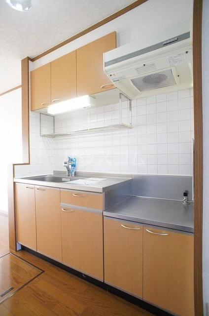ドゥ・プランタンC 01010号室のキッチン