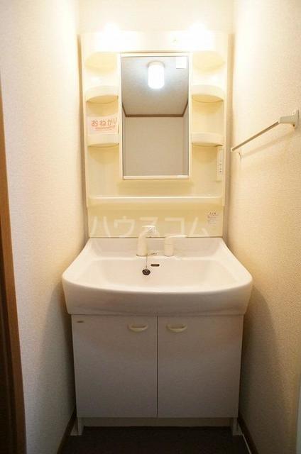 ドゥ・プランタンC 01010号室の洗面所