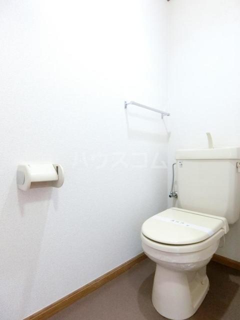 アビターレ 02010号室のトイレ