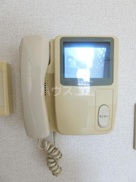 アビターレ 02010号室のセキュリティ