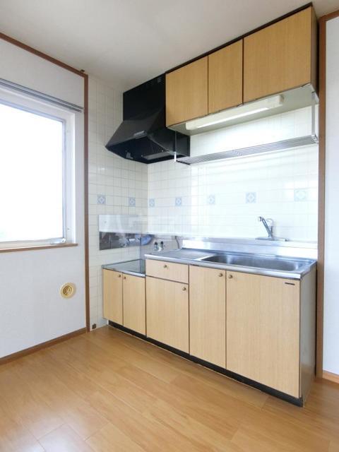 アビターレ 02010号室のキッチン