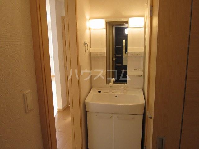 カーサアゼリア 01020号室の洗面所