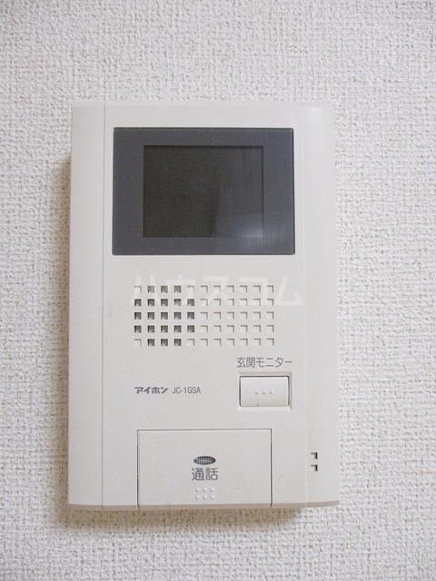 カーサアゼリア 01020号室のセキュリティ