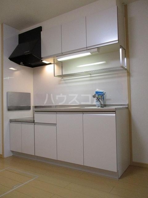カーサアゼリア 01020号室のキッチン