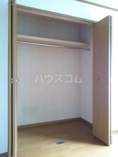 シャルマンタツミA 01010号室の玄関