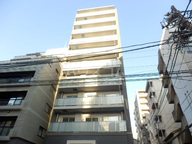 クリスタルK横浜外観写真