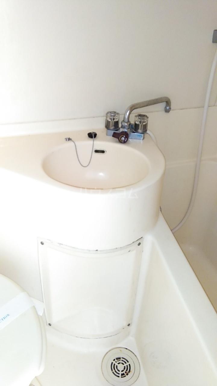 サザンノーブル上大岡 203号室の洗面所