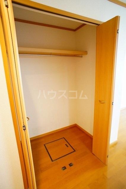 ヴァン・コリーヌB 01020号室の収納