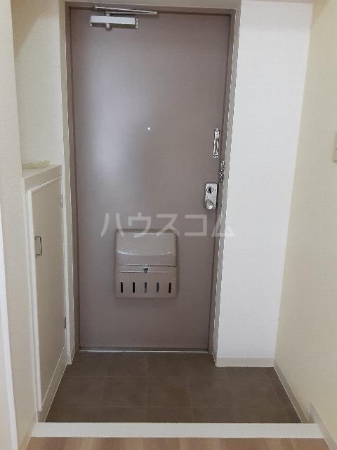 セゾンドカサハラⅠ 207号室の玄関
