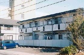 添田ハイツ 203号室の外観