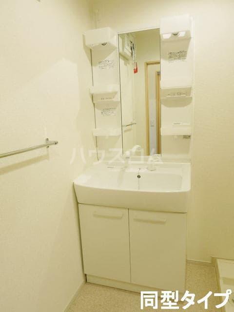 カサ・インペリアル 02010号室の洗面所