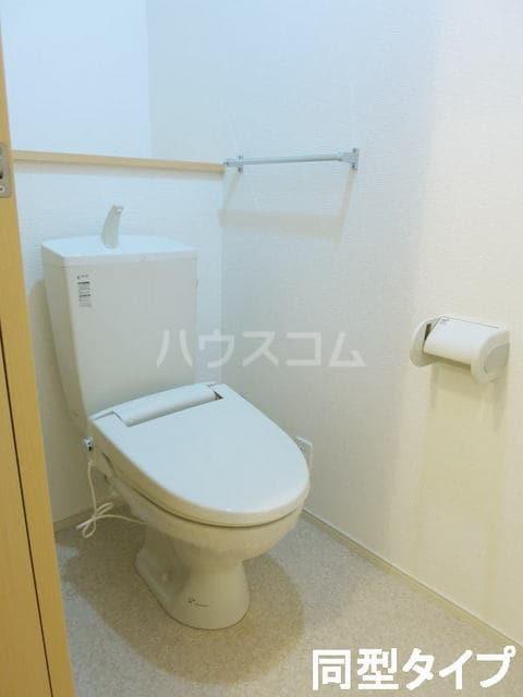 カサ・インペリアル 02010号室のトイレ