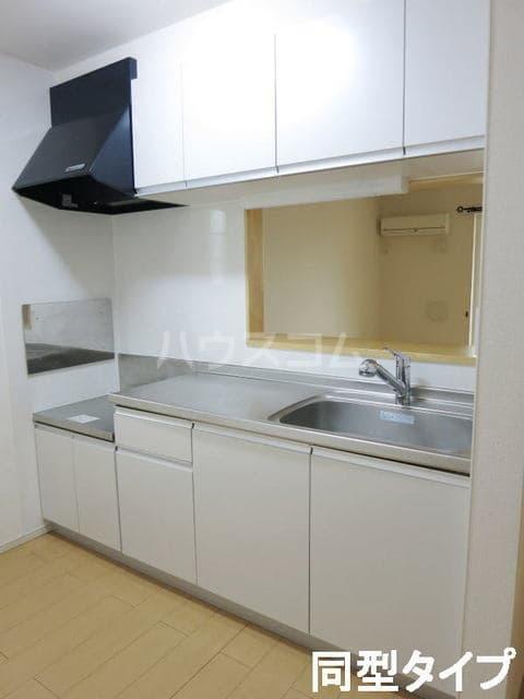 カサ・インペリアル 02010号室のキッチン