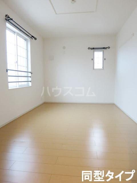 カサ・インペリアル 02010号室のベッドルーム
