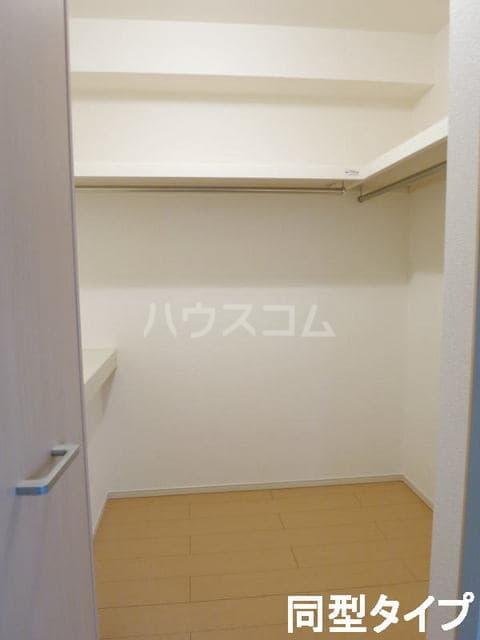 カサ・インペリアル 02010号室の収納