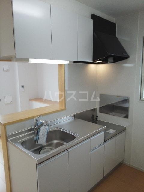 エスポワール 02010号室のキッチン
