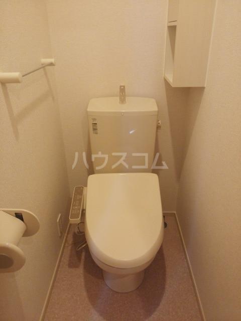 エスポワール 02010号室のトイレ