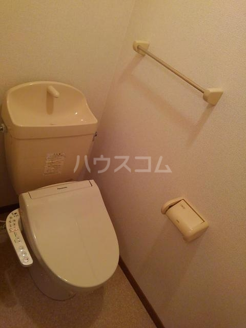 シーサイドヴィラⅡ 01030号室のトイレ