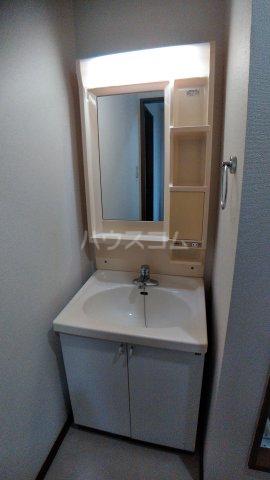 コンフォート 28 02050号室の洗面所