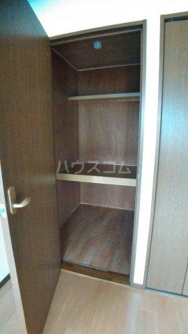 コンフォート 28 02050号室の収納