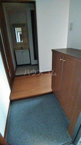 コンフォート 28 02050号室の玄関