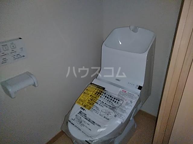 コンフォートすみれ 1B号室のトイレ
