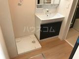 マ・グランⅥ 105号室の洗面所
