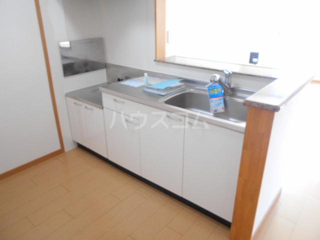 ソーレ(sole) 02020号室のキッチン