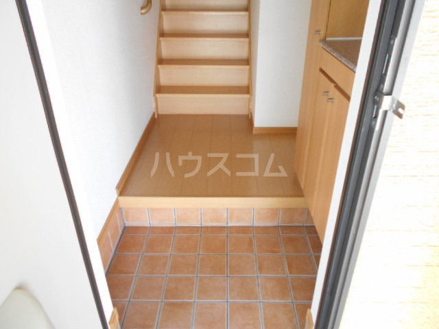 ソーレ(sole) 02020号室の玄関