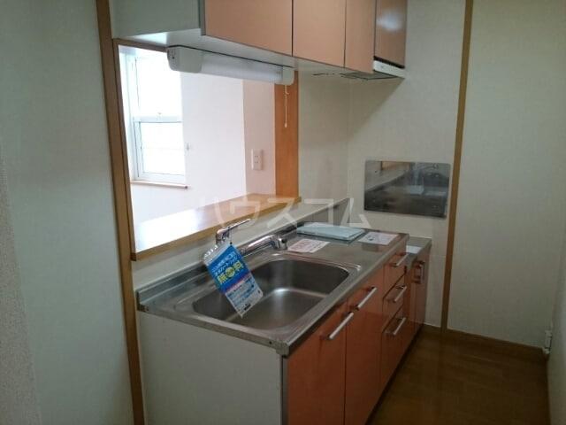 ネオフリー 01010号室のキッチン