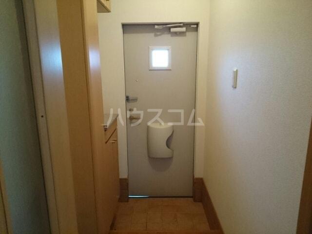 ネオフリー 01010号室の玄関