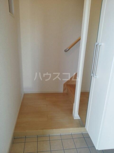 ときわの杜Ⅰ 02030号室の玄関