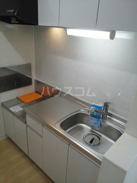 ときわの杜Ⅰ 02030号室のキッチン