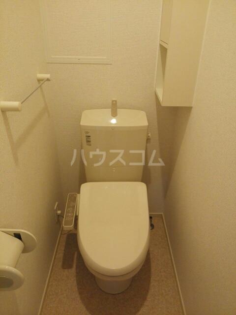 ときわの杜Ⅰ 02030号室のトイレ